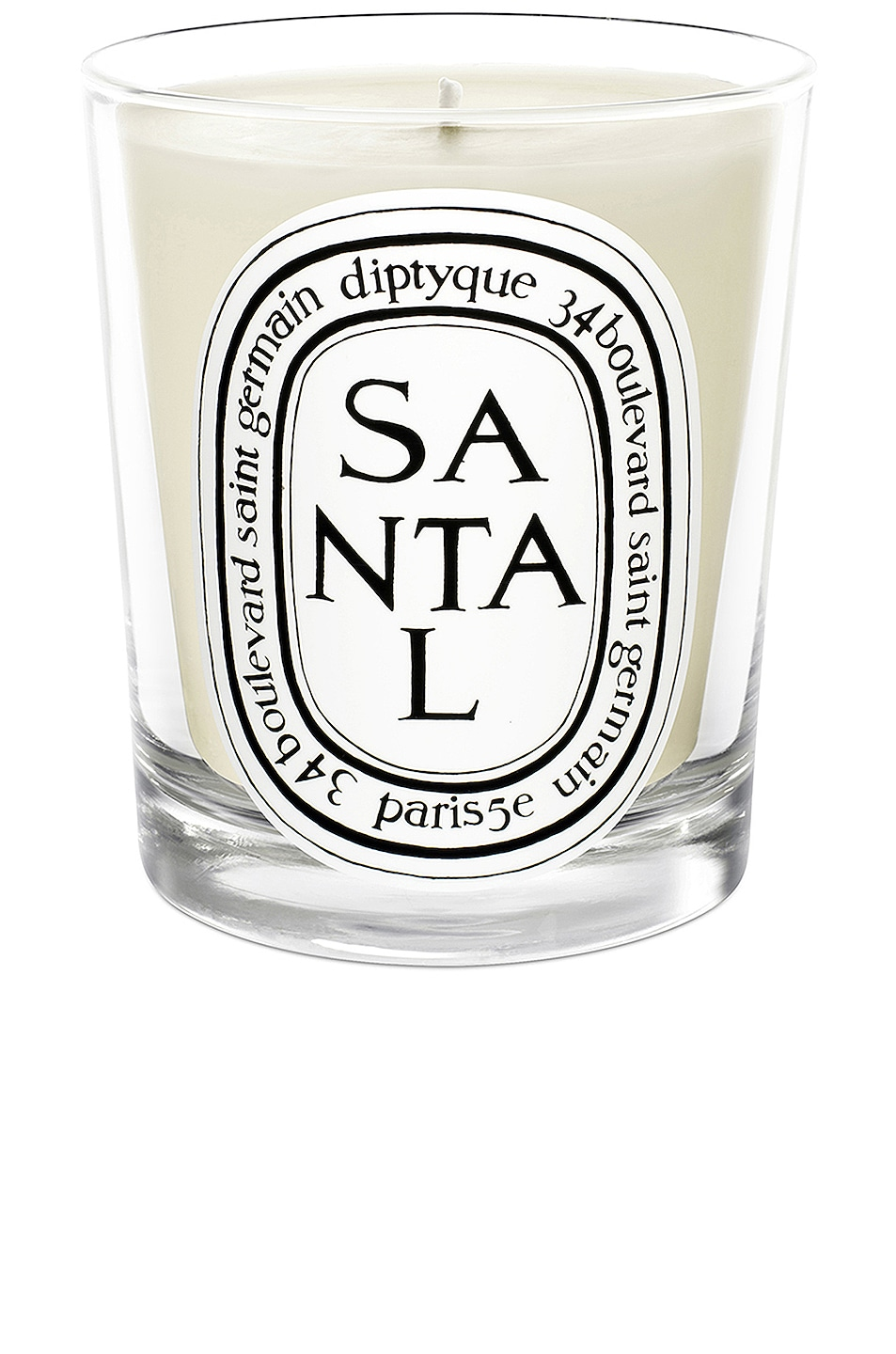 Image 1 of Diptyque Santal Scented Candle in