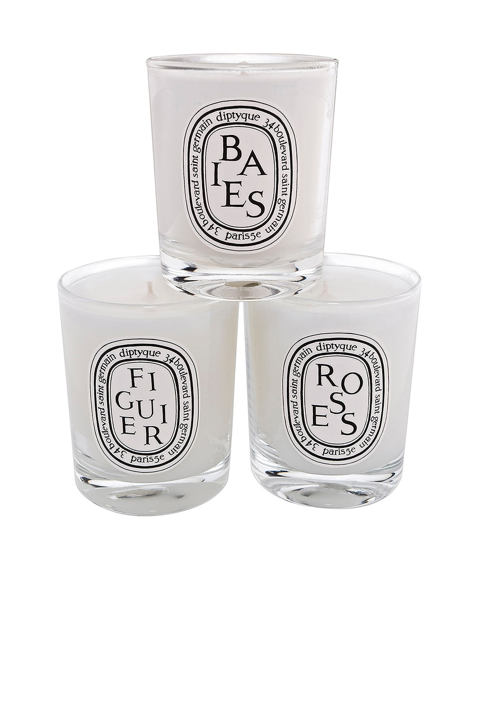 Image 1 of Diptyque Votive Candle Set