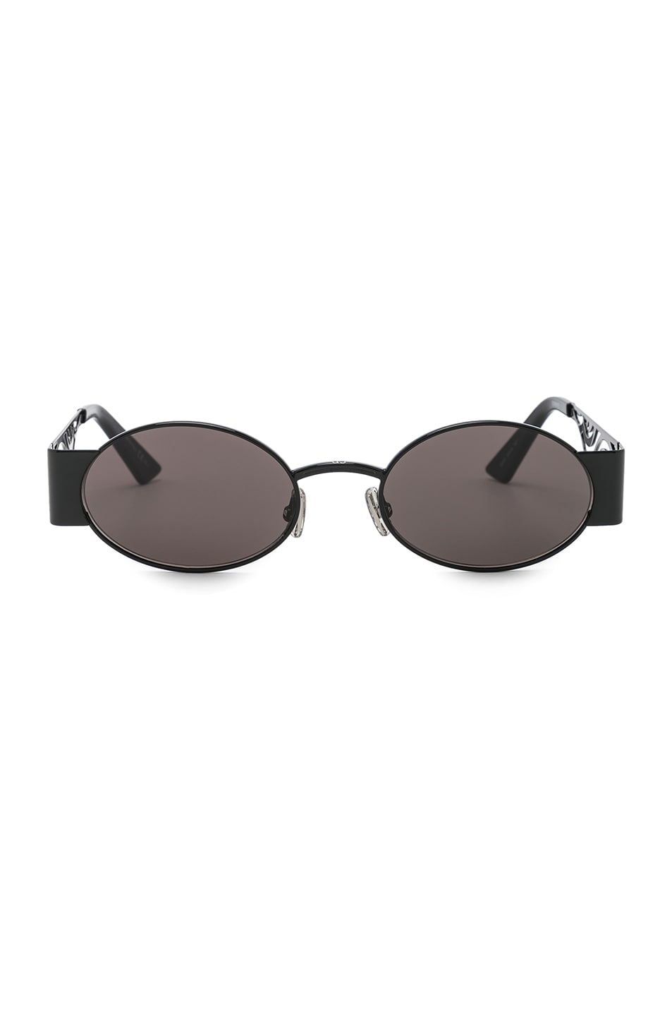 Image 1 of Dior Rave Sunglasses in Black & Gray