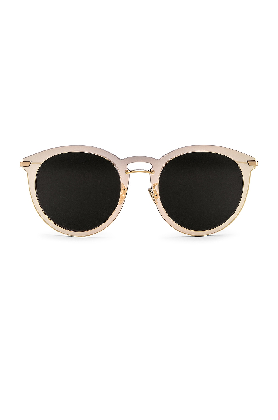 Image 1 of Dior Ultime F Sunglasses in Gold Blue