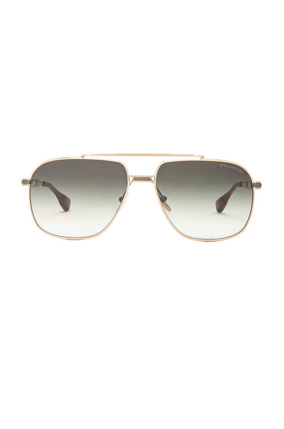e693f5f94ec9 Image 1 of Dita Victoire in Brushed 14K Gold