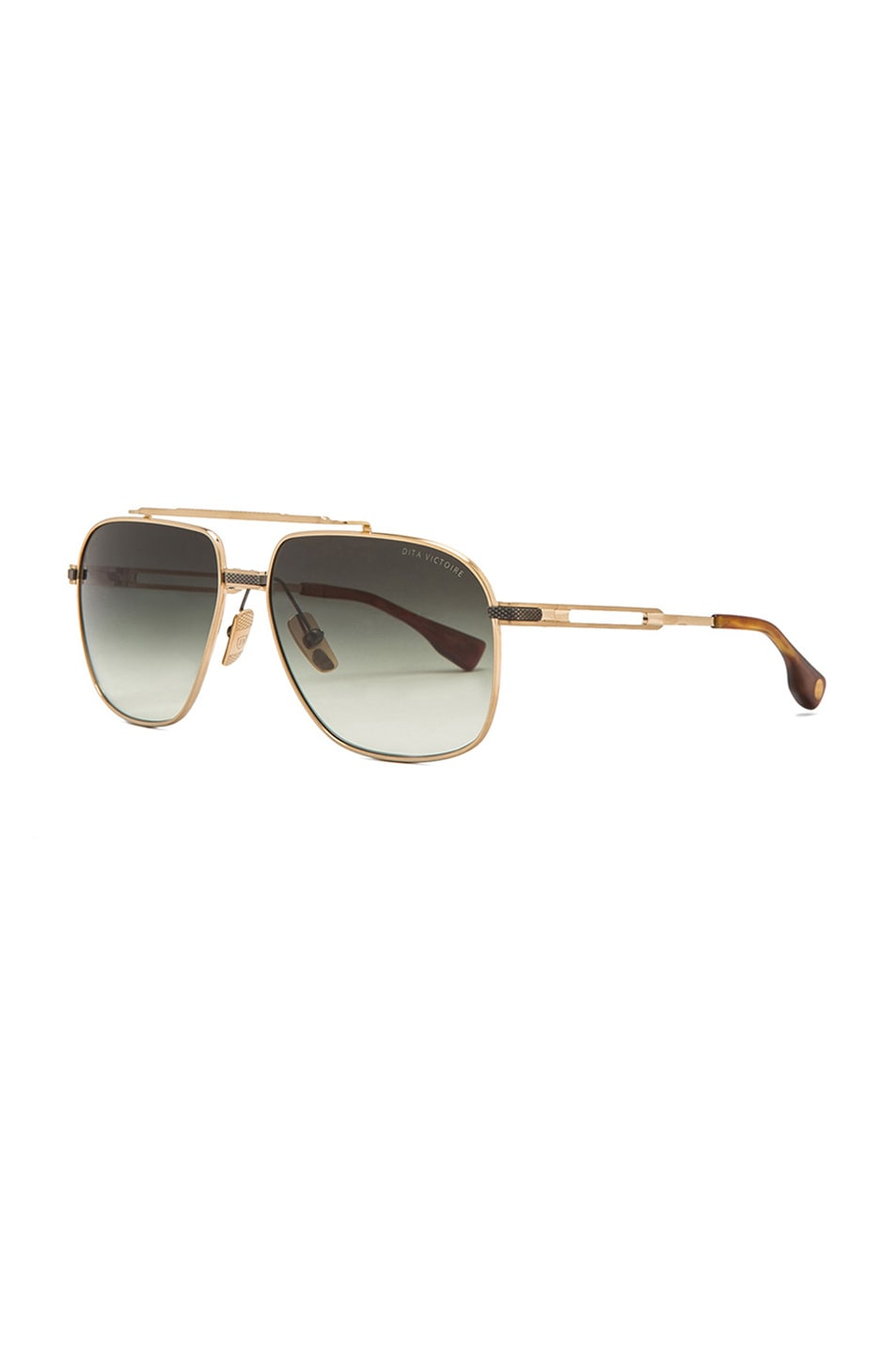 6b005a9a2681 Image 2 of Dita Victoire in Brushed 14K Gold