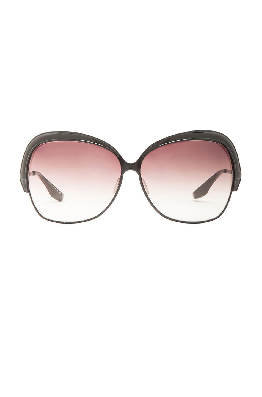 Image 1 of Dita Marseilles Sunglasses in Black