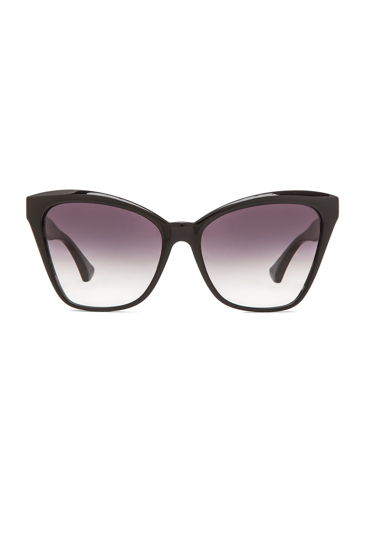Image 1 of Dita Superstition Sunglasses in Black