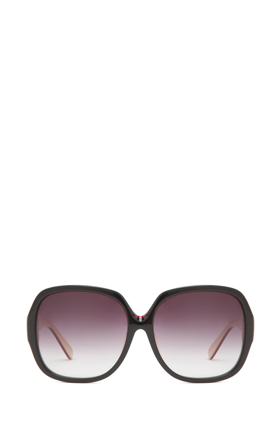 9cd6a8f0e9d4 Image 1 of Dita Supa Dupa Sunglasses in Black   Cream