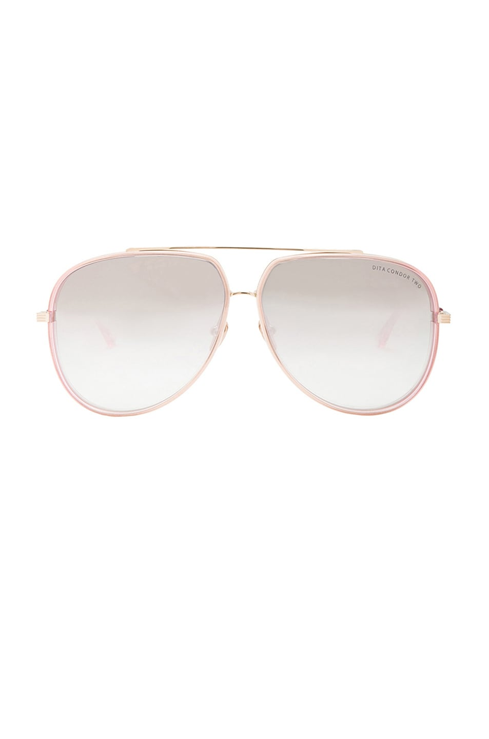 Image 1 of Dita Condor Two Sunglasses in Pink Mirror