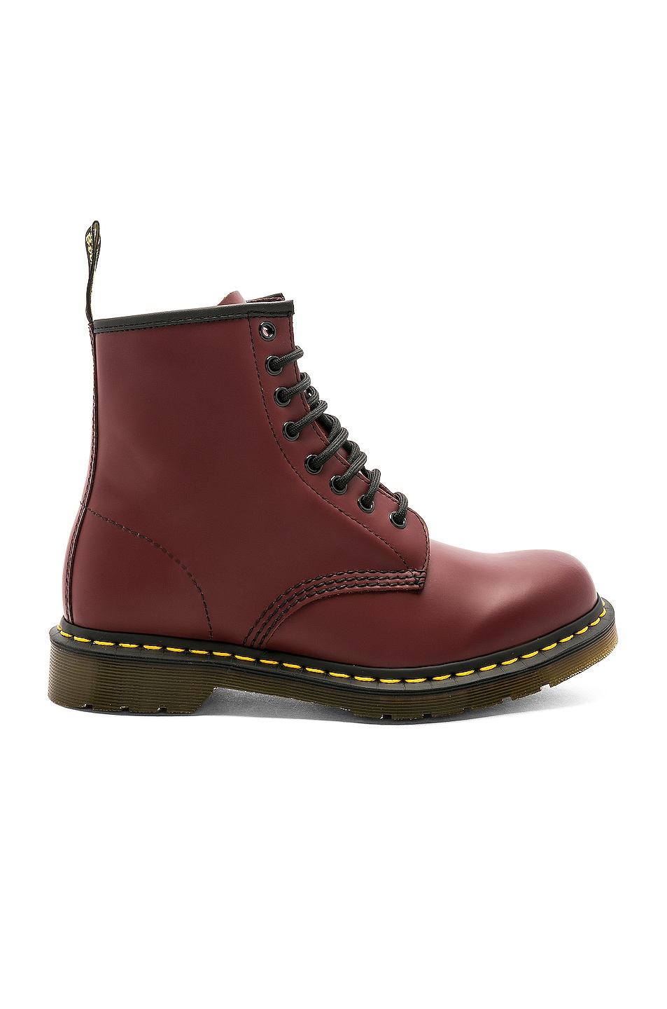 Image 1 of Dr. Martens 1460 8 Eye Boot in Cherry Red
