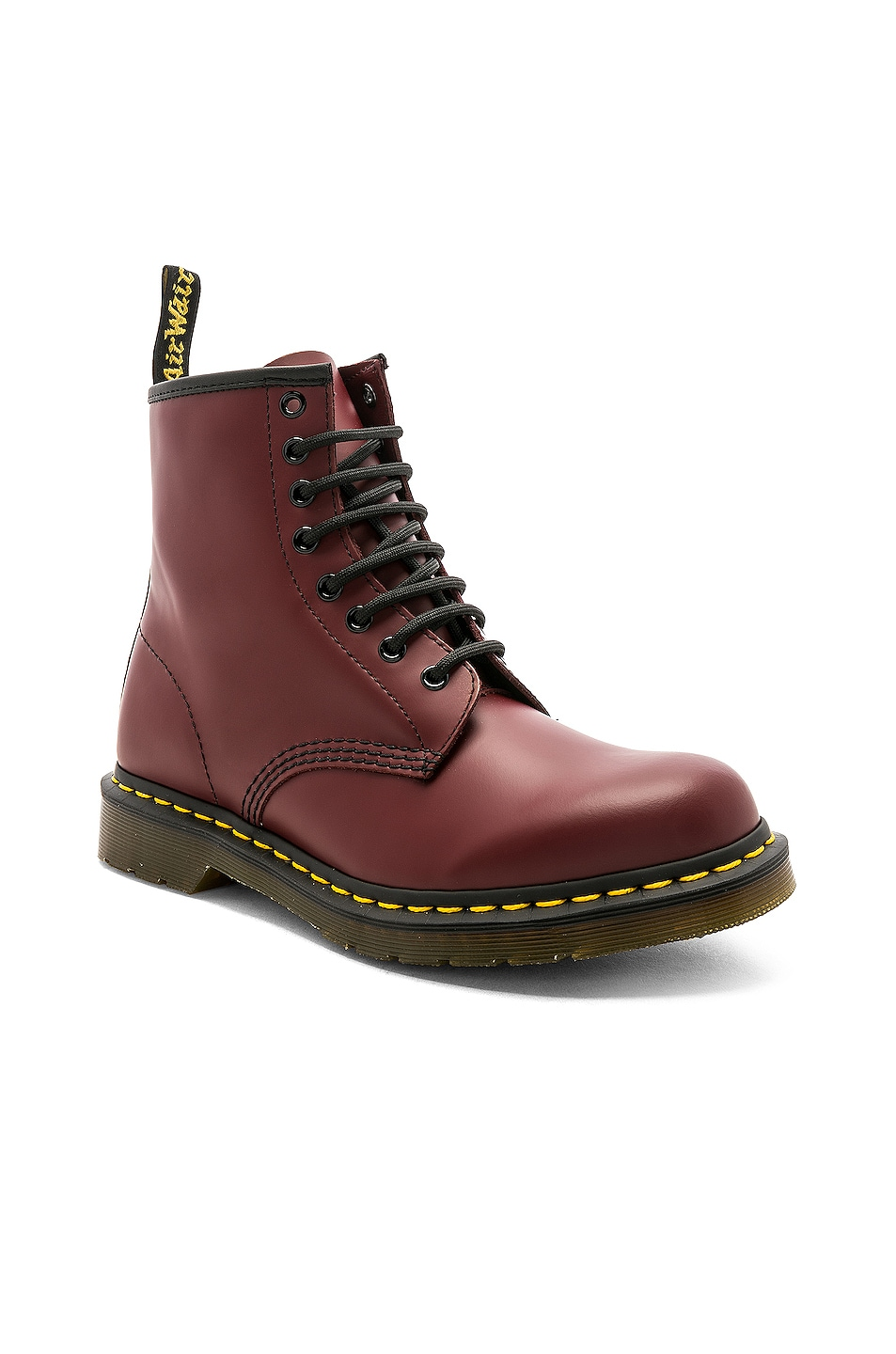Image 2 of Dr. Martens 1460 8 Eye Boot in Cherry Red