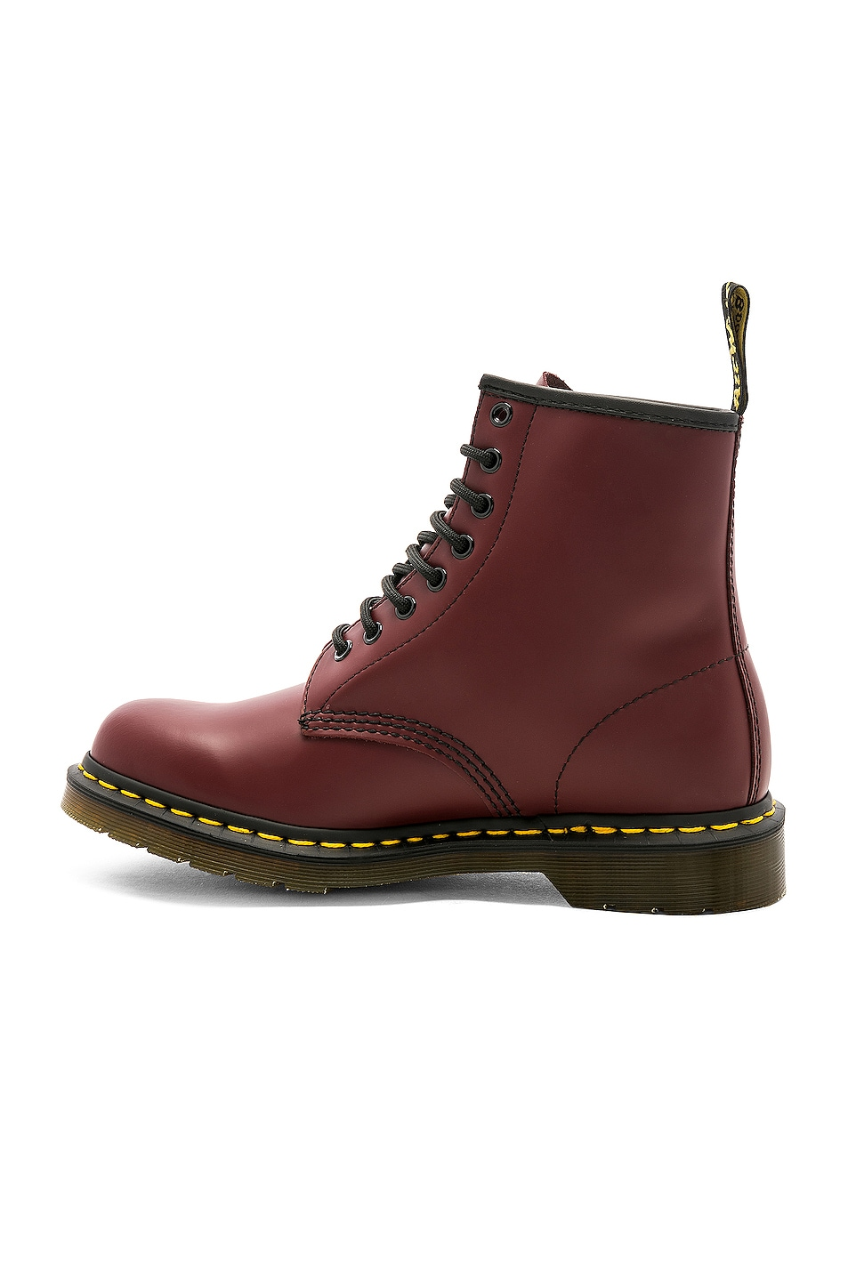 Image 5 of Dr. Martens 1460 8 Eye Boot in Cherry Red