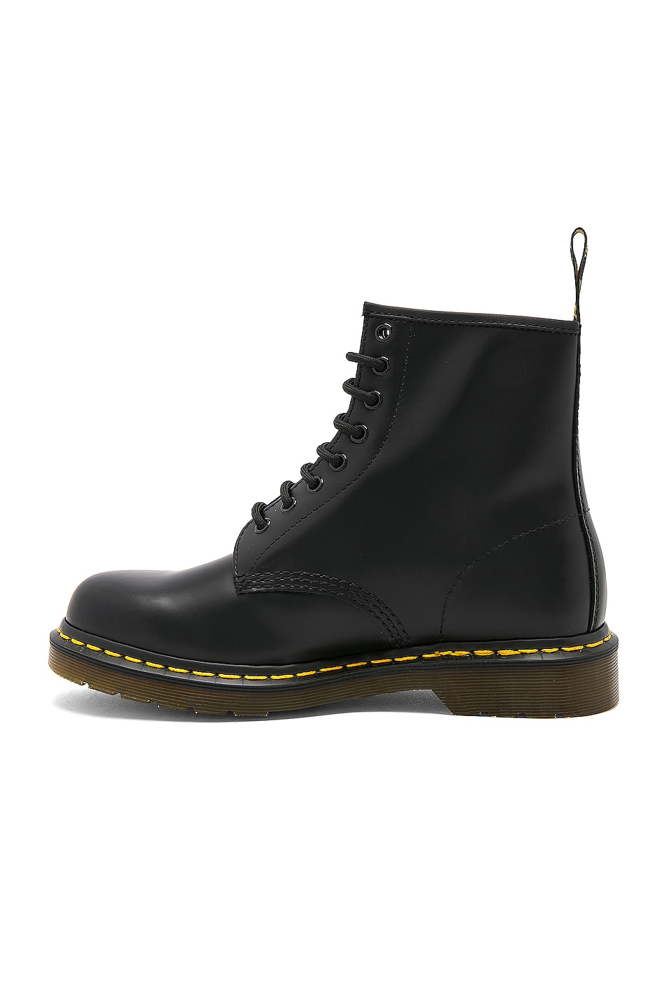 Image 5 of Dr. Martens 1460 8 Eye Leather Boots in Black