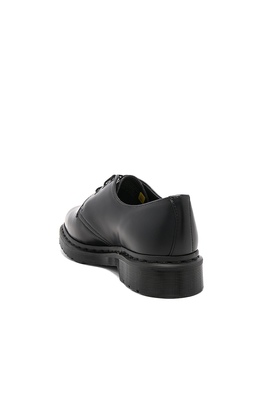 Image 3 of Dr. Martens 1461 3 Eye Gibson in Black Mono