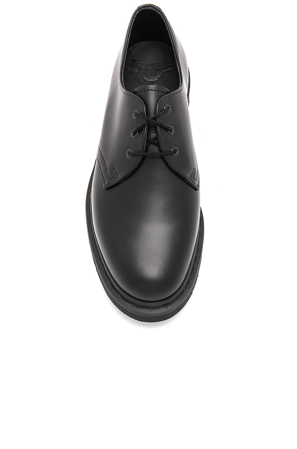 Image 4 of Dr. Martens 1461 3 Eye Gibson in Black Mono