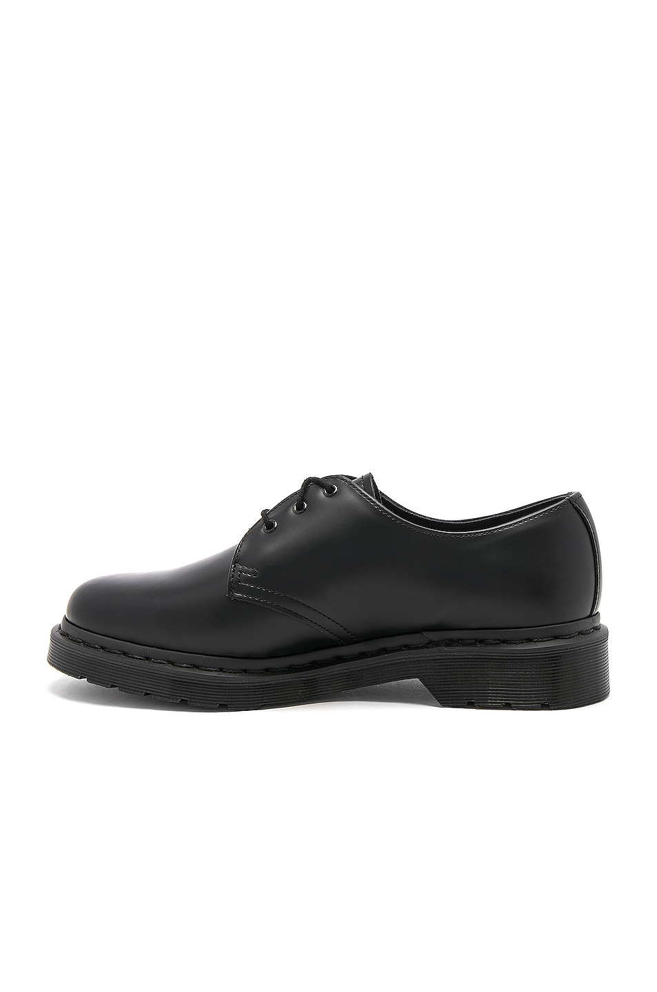 Image 5 of Dr. Martens 1461 3 Eye Gibson in Black Mono