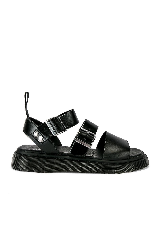 Image 1 of Dr. Martens Gryphon Sandal in Black