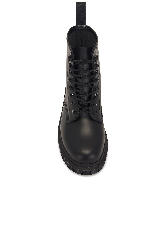 Image 4 of Dr. Martens 1460 8-Eye Mono Boot in Black Mono