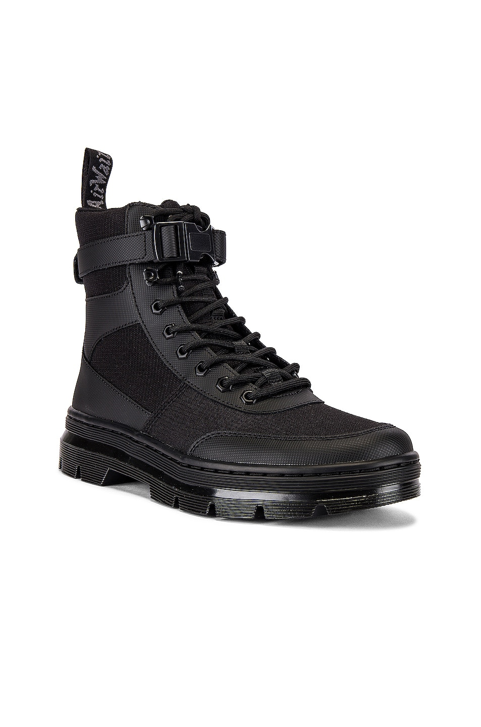 Image 2 of Dr. Martens Combs Tech Sneaker in Black