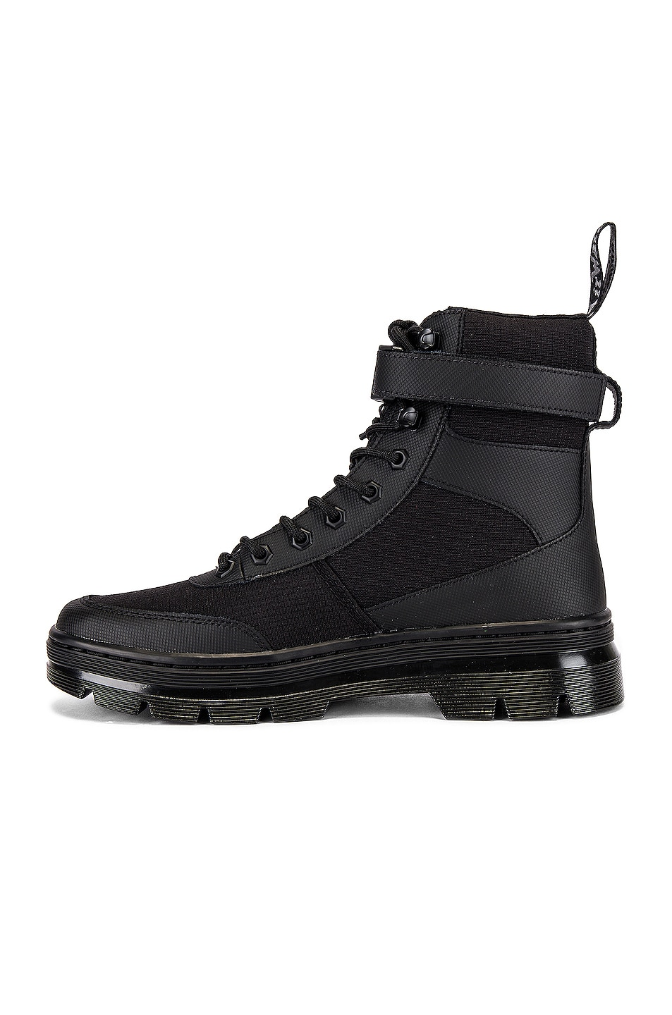 Image 5 of Dr. Martens Combs Tech Sneaker in Black
