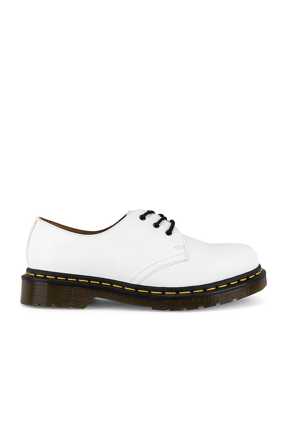 Image 1 of Dr. Martens 1461 Smooth Buck in White