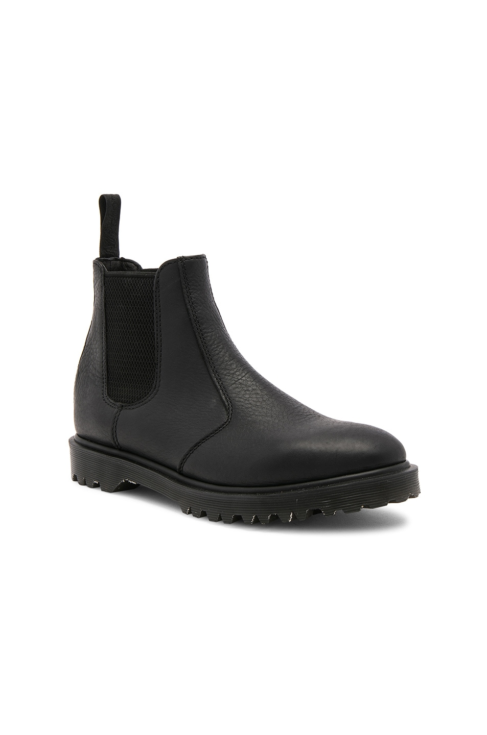Image 1 of Dr. Martens 2976 Chelsea Leather Boots in Black