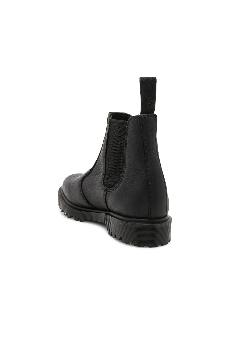 Image 3 of Dr. Martens 2976 Chelsea Leather Boots in Black