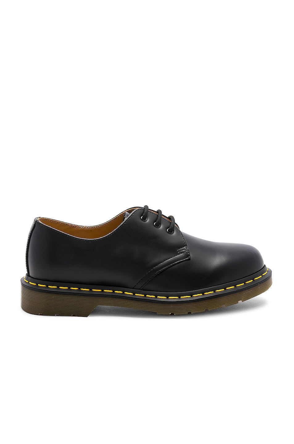 Image 1 of Dr. Martens 1461 3 Eye Gibson in Black