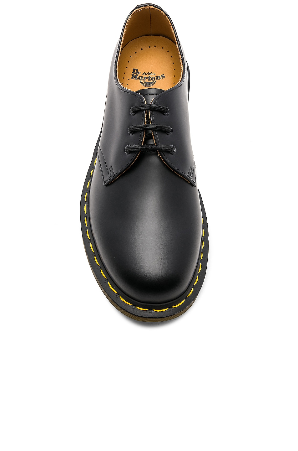 Image 4 of Dr. Martens 1461 3 Eye Gibson in Black