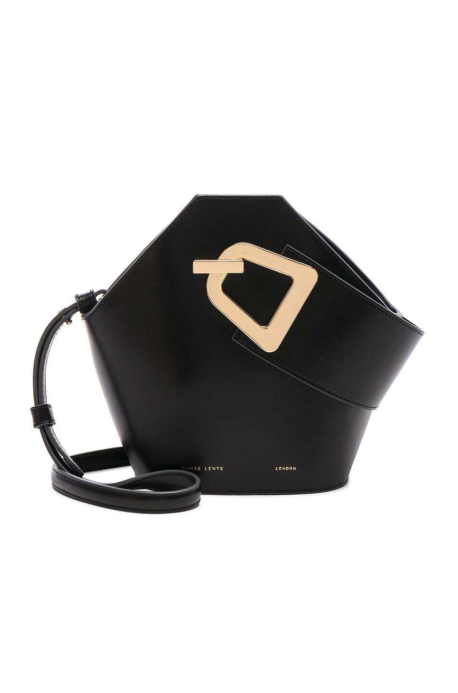Image 1 of Danse Lente Mini Johnny Bag in Black