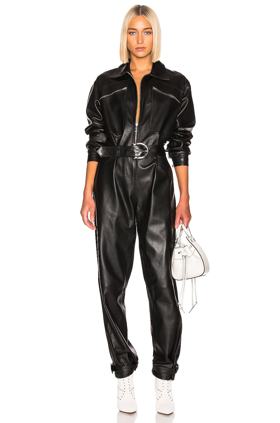 Image 1 of Dodo Bar Or Barbara Jumpsuit in Black