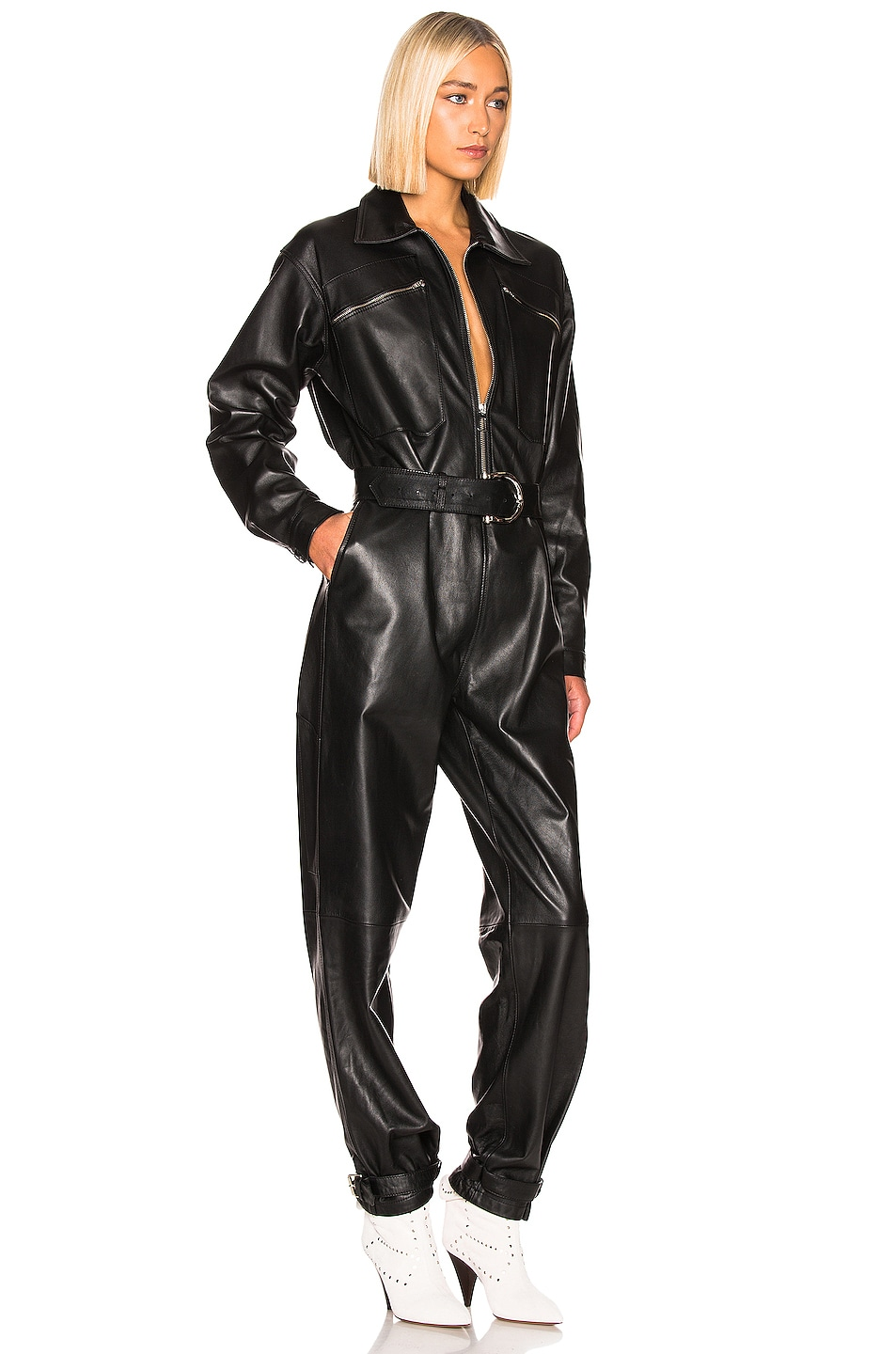 Image 2 of Dodo Bar Or Barbara Jumpsuit in Black