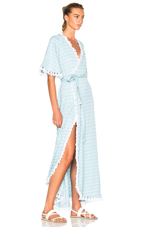 Dodo Bar Or Ida Dress.Dodo Bar Or Fwrd Exclusive Cristina Dress In Blue Fwrd