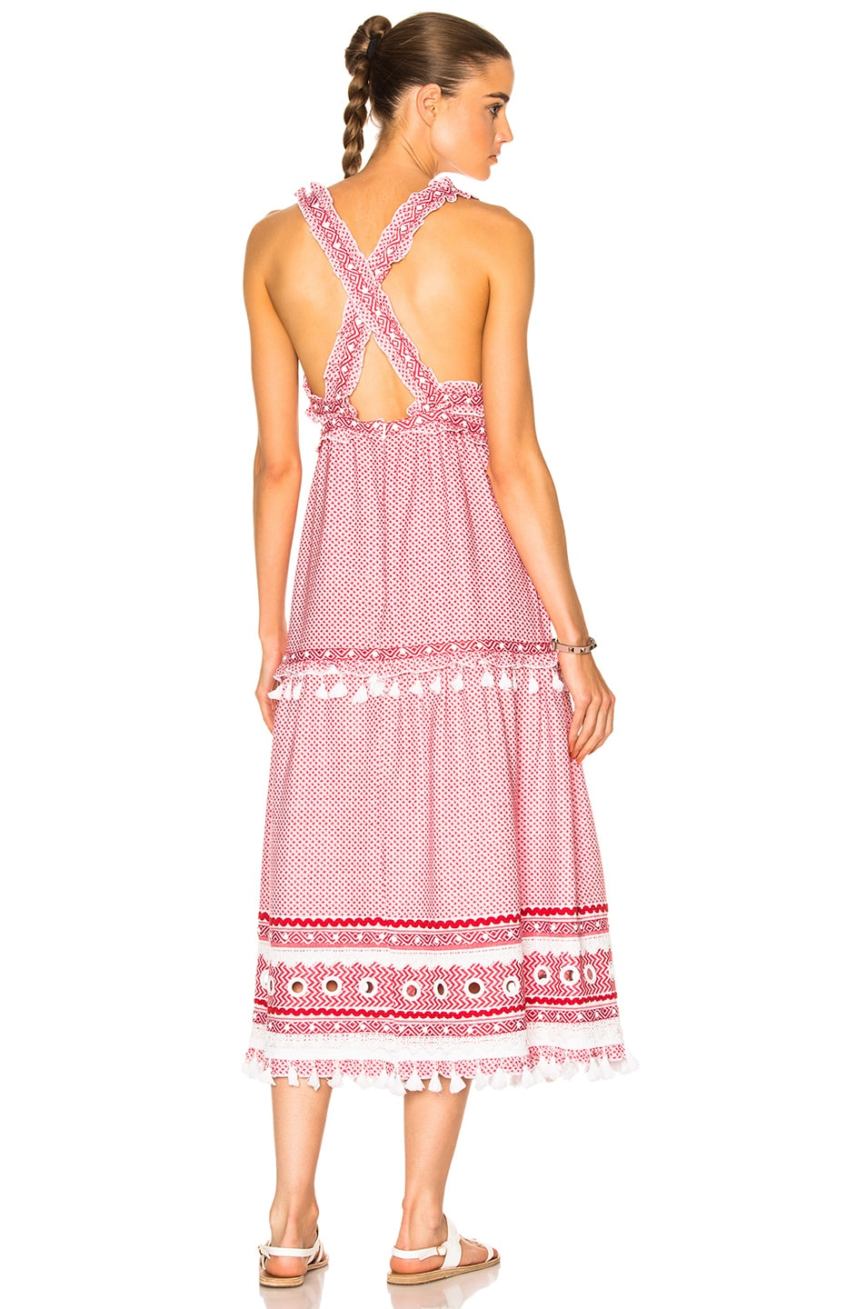 Embellished lace dress Dodo Bar Or Safe Payment Real Sale Online Cheap Sneakernews Quality Outlet Store Cheap Sale How Much vy7rp4