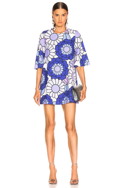 Image 1 of Dodo Bar Or Zosha Dress in Blue