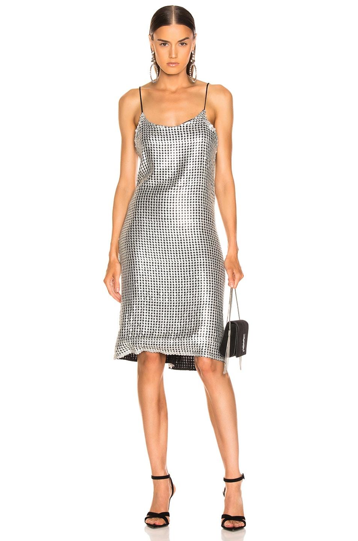 Image 1 of Dodo Bar Or Etta Dress in Silver