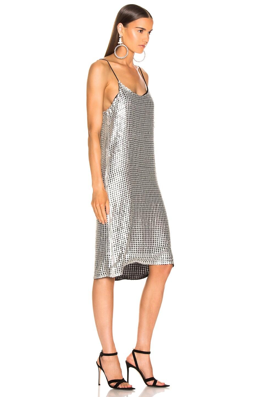 Image 2 of Dodo Bar Or Etta Dress in Silver