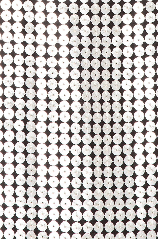 Image 4 of Dodo Bar Or Etta Dress in Silver