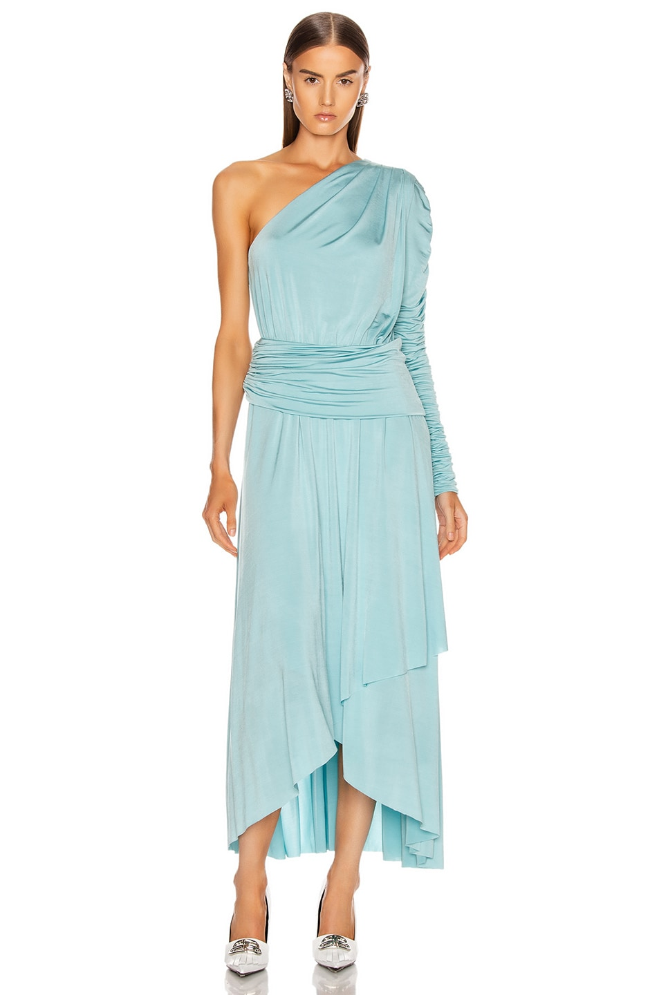 Image 1 of Dodo Bar Or Suzanna Dress in Blue