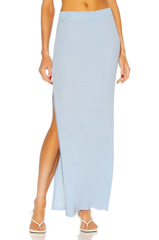 Image 1 of Dodo Bar Or Rita Skirt in Blue