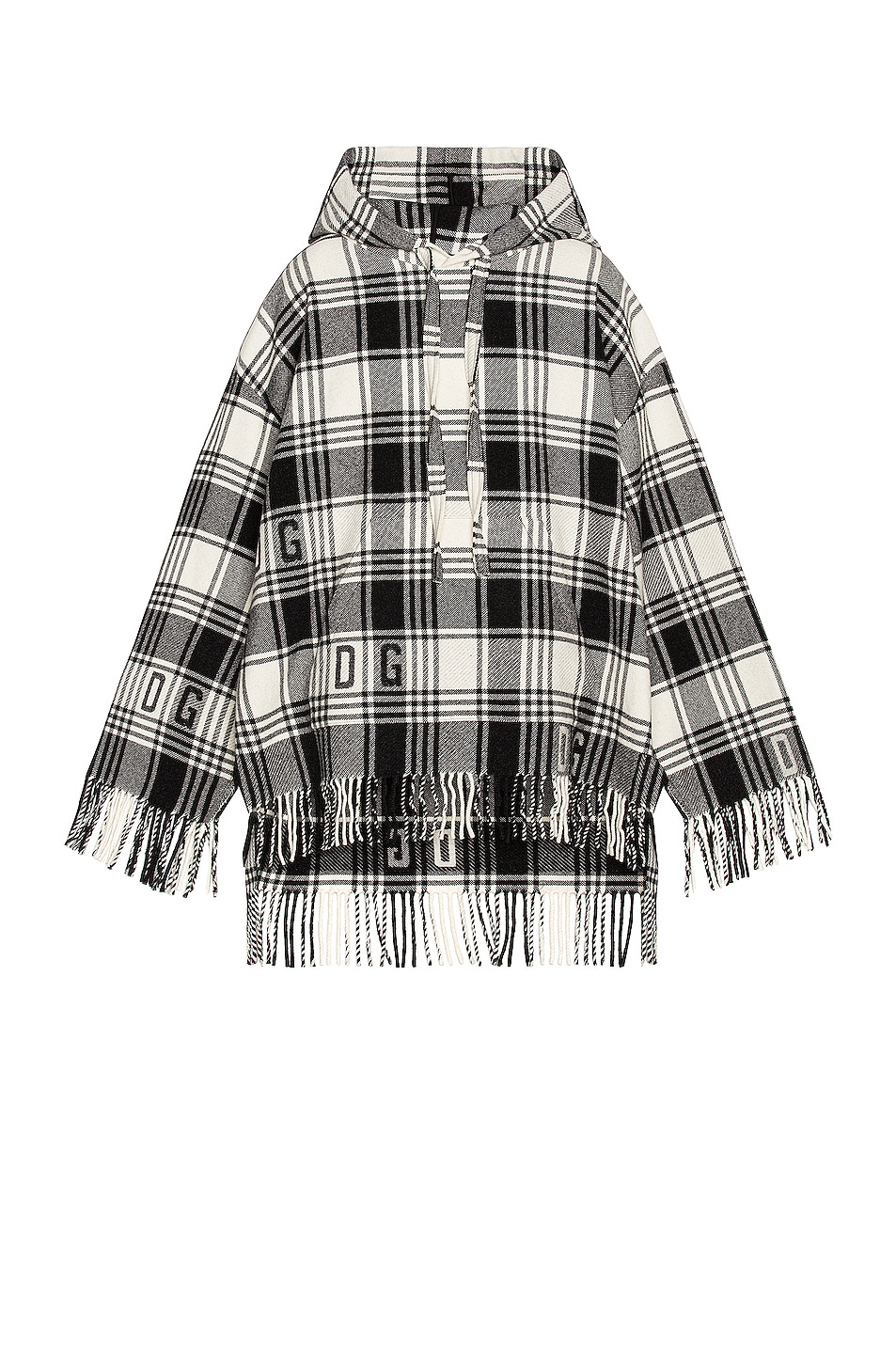 Image 1 of Dolce & Gabbana Hoodie in Checkered