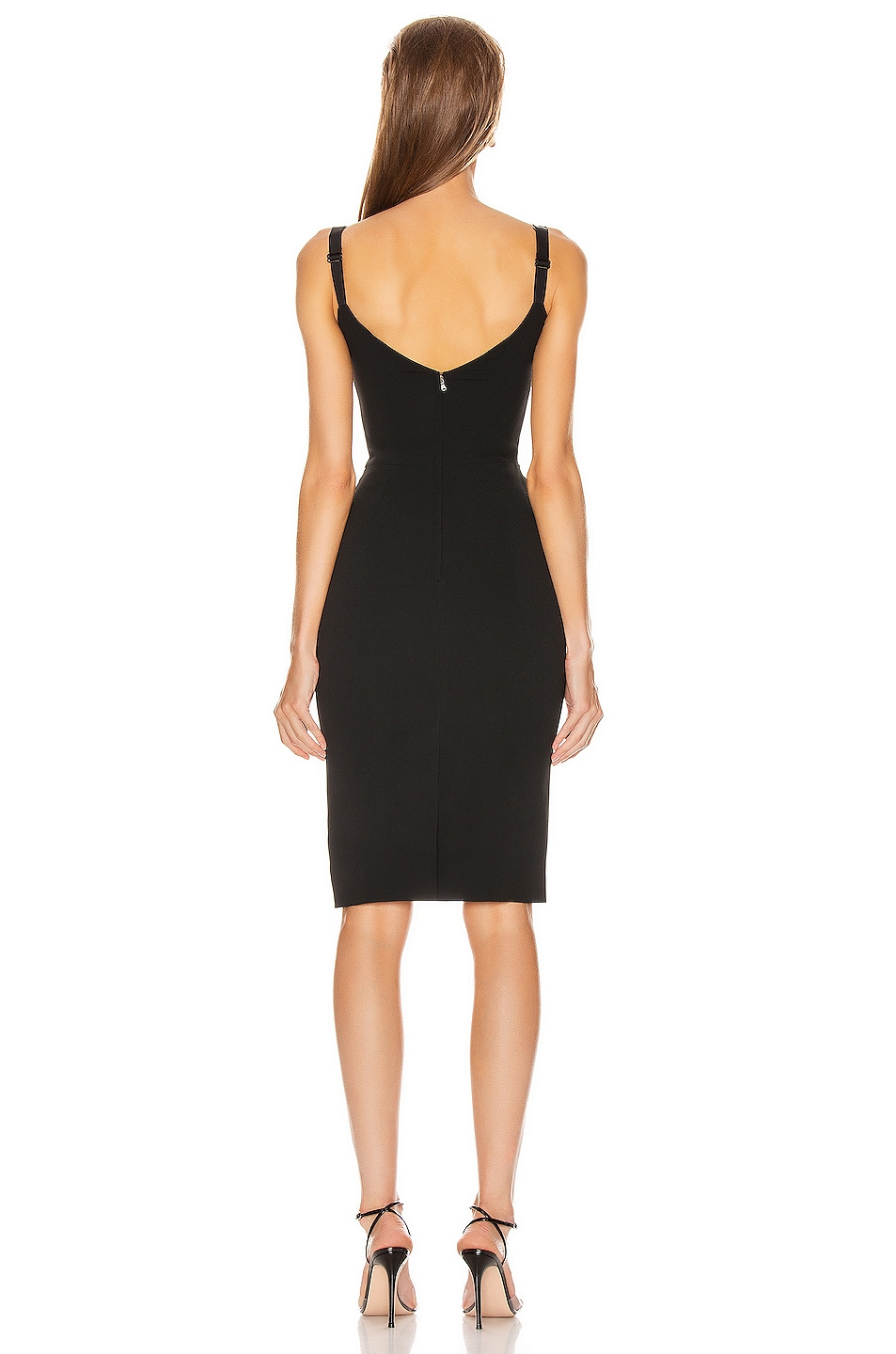 Image 3 of Dolce & Gabbana Bodycon Dress in Black