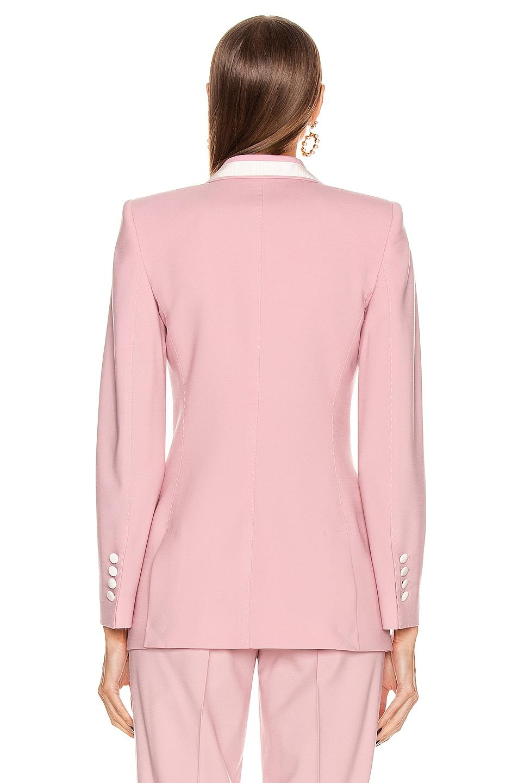 Image 3 of Dolce & Gabbana Tailored Blazer in Light Powder Rose