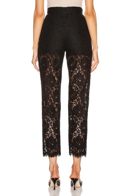 Image 3 of Dolce & Gabbana Skinny Pant in Black