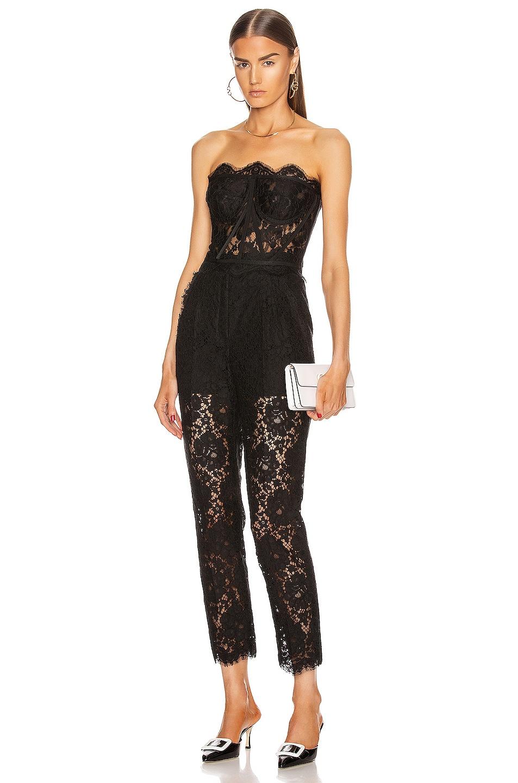 Image 4 of Dolce & Gabbana Skinny Pant in Black