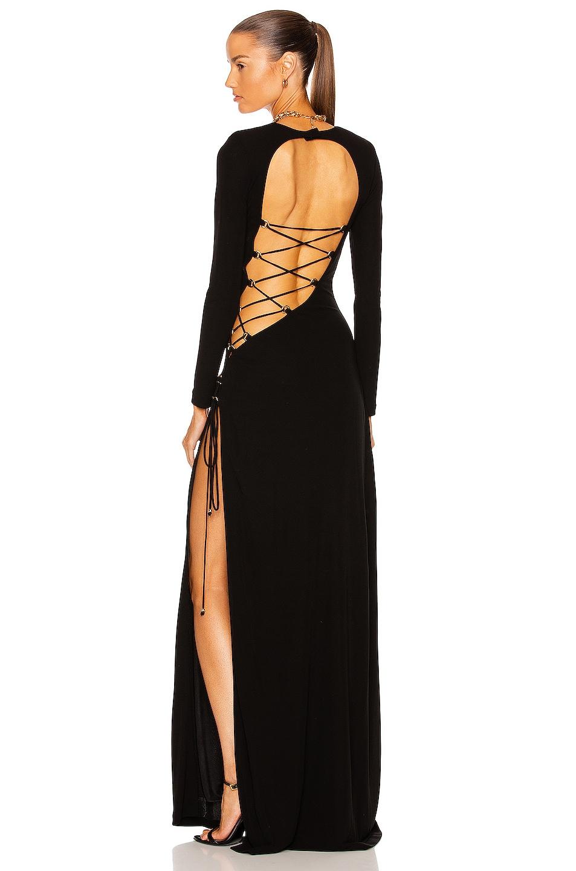 Image 1 of Dundas Nirvana Dress in Black