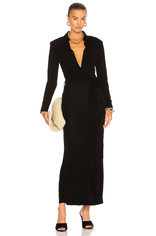 Image 1 of Dundas Brant Dress in Black