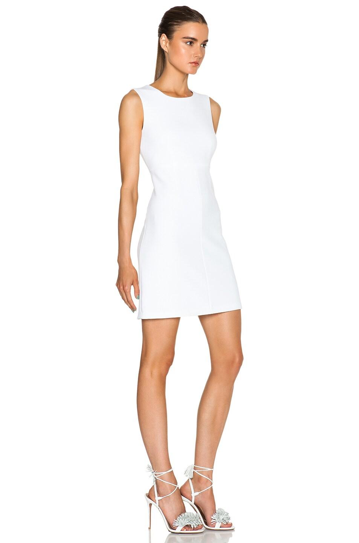 Image 3 Of Diane Von Furstenberg Carrie Dress In White