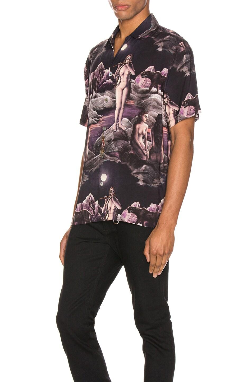 Image 3 of Endless Joy Midnight Aloha Shirt in Multi