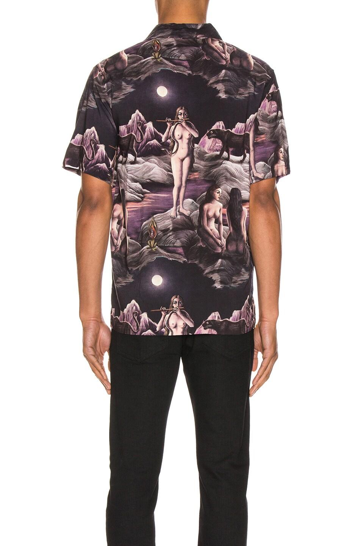Image 4 of Endless Joy Midnight Aloha Shirt in Multi
