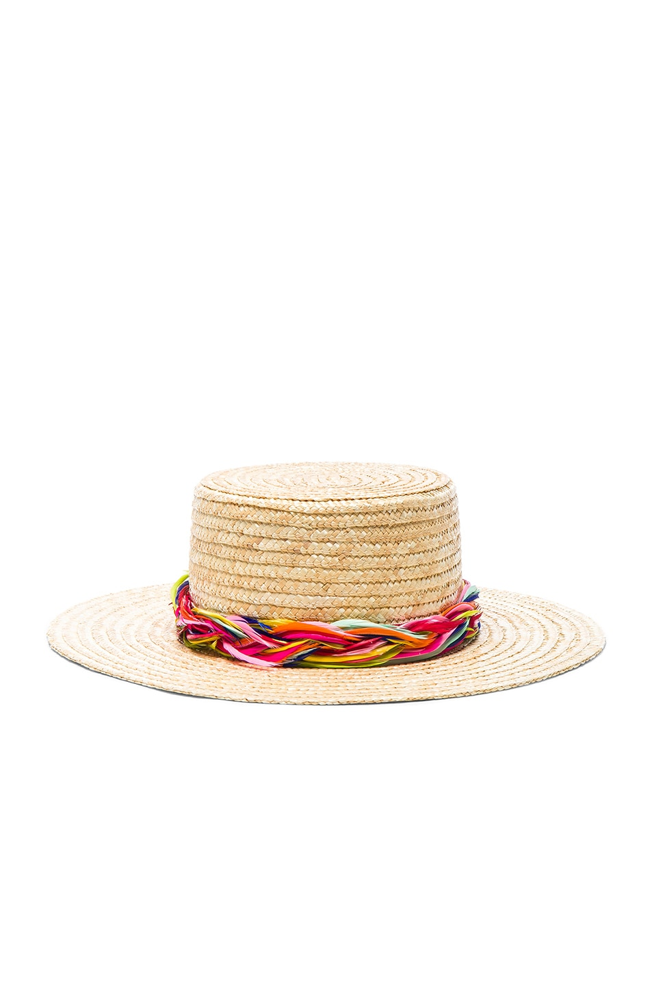 Image 1 of Eugenia Kim Cruz Hat in Natural