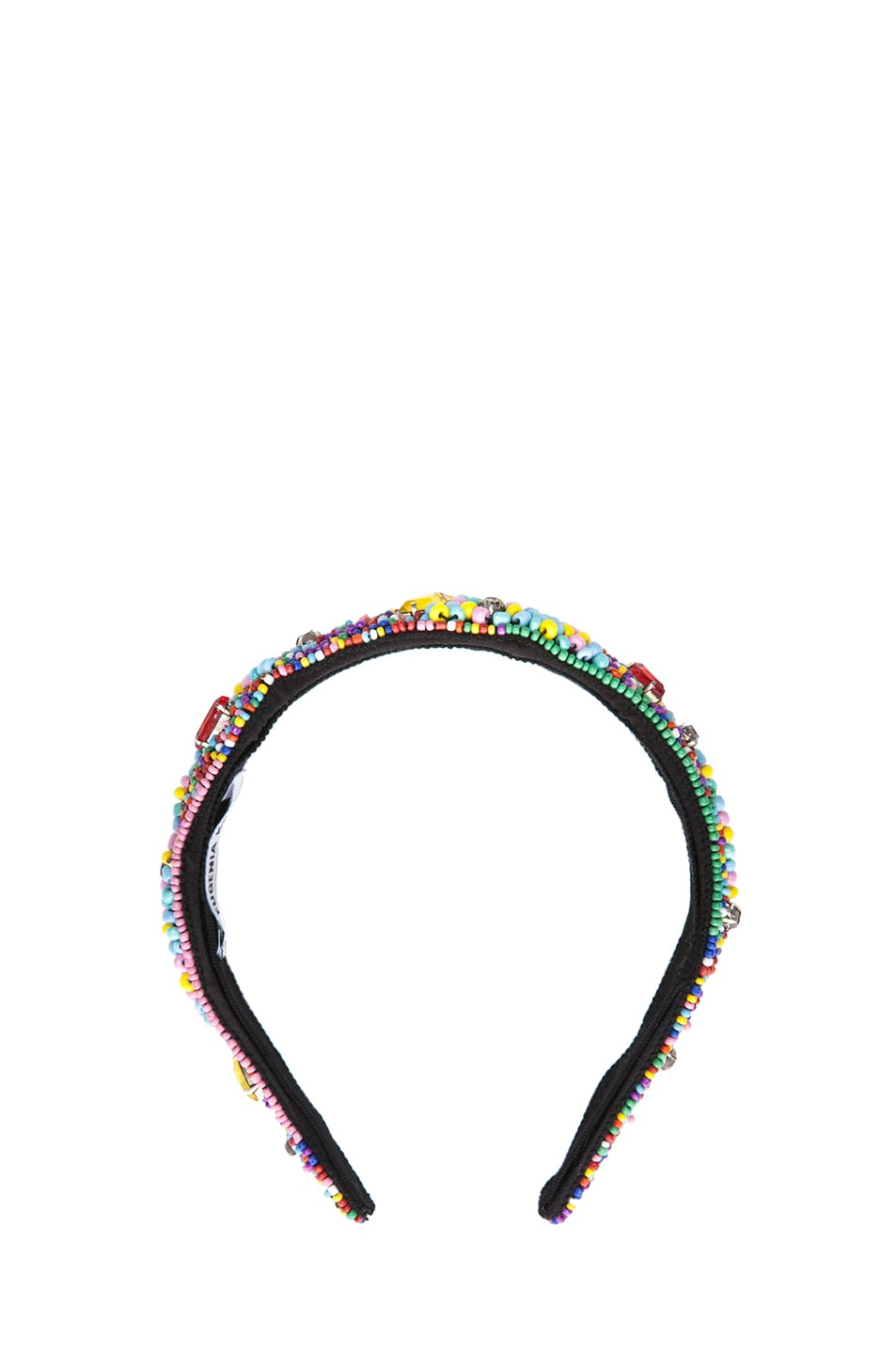 Image 1 of Eugenia Kim Ruby Headband in Multi