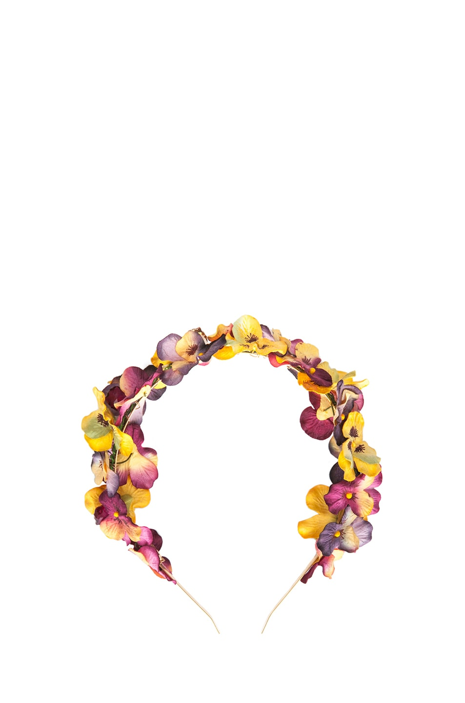 Image 1 of Eugenia Kim Parker Cocktail Headband in Multi